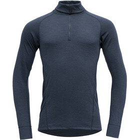 Devold Duo Active Zip Neck Shirt Herre ink
